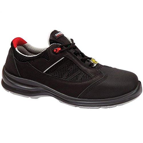 Giasco 93N43C37 Nordic Chaussures de sécurité bas S3 Taille 37 Noir