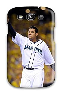 Holly M Denton Davis's Shop seattle mariners MLB Sports & Colleges best Samsung Galaxy S3 cases