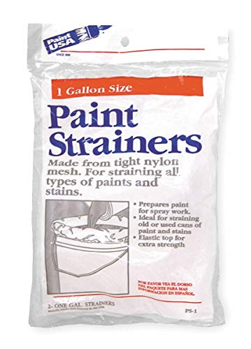 Reusable Paint Strainer Bag, Dia 8 In, PK2