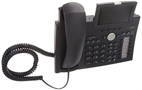 Snom SNO-D375 Next-Generation IP Business Phone with 4.3'' Color Display by Snom