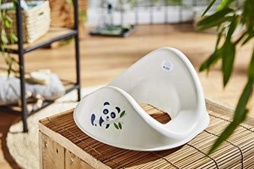 Rotho Babydesign Asiento Bio para WC de Panda, 100% Biodegradable ...