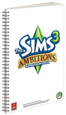 SIMS 3 AMBITIONS EXPANSION ESS (COMPUTER ACCESSORIES)