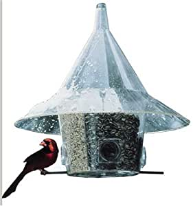 Arundale 152 Mandarin  Wild Bird Feeder with Seed Dividers