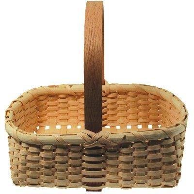 Harvest Basket Weaving Kit by V.I. Reed & Cane, Inc.
