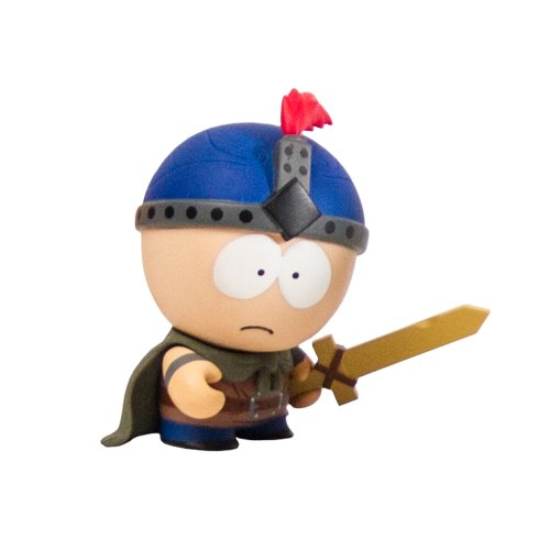 (Kidrobot South Park Stick of Truth: Warrior Stan Action Figure)