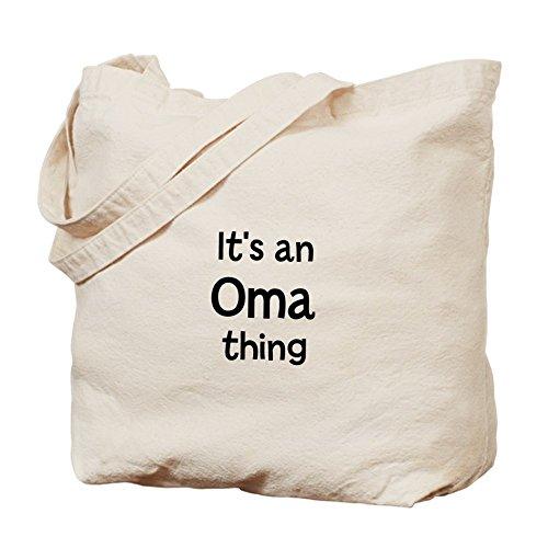 CafePress–Seine a Oma Thing–Leinwand Natur Tasche, Reinigungstuch Einkaufstasche