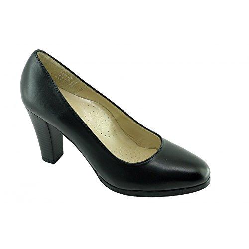 C Noir noir Escarpins d'Hotesses VIP Event xT4qRw1q
