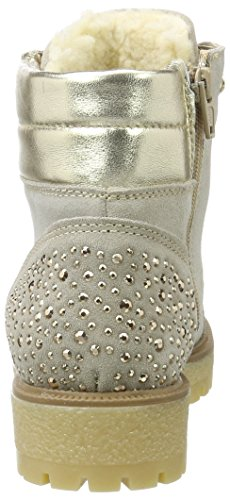 Para Marco 26273 Tozzi taupe Marrón Botas Premio Comb Mujer W1zISc1qfn