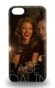 Iphone Snap On Hard 3D PC Case Cover American The Age Of Adaline Drama Romance Fantasy Protector For Iphone 5/5s ( Custom Picture iPhone 6, iPhone 6 PLUS, iPhone 5, iPhone 5S, iPhone 5C, iPhone 4, iPhone 4S,Galaxy S6,Galaxy S5,Galaxy S4,Galaxy S3,Note 3,iPad Mini-Mini 2,iPad Air )