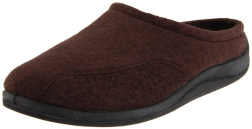 Foamtreads Tomas Closed Footwear,Brown Wool,9.5 M US by Foamtreads