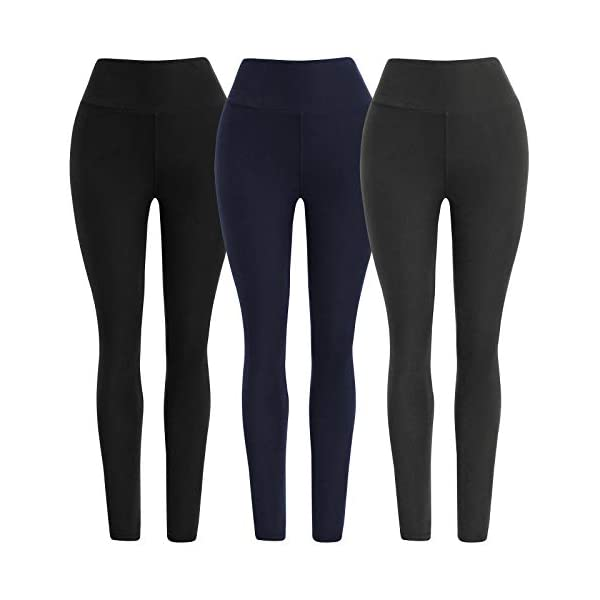 Ultra-Soft-High-Waist-Solid-Seamless-Compression-Fashion-Ankle-Leggings-for-Women