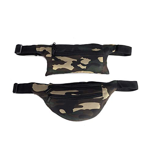 Set Of 2 Camouflage...