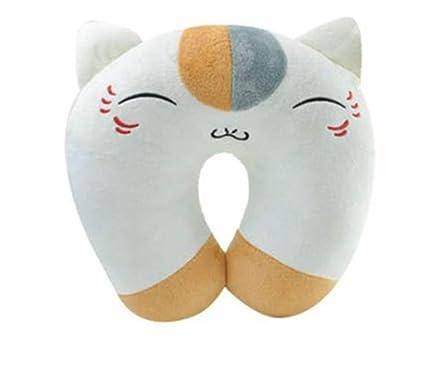 Amazon.com: Unbrand Smiling - Almohada para el cuello de ...