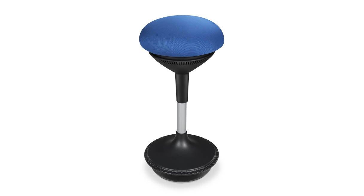 UPLIFT Desk - Motion Stool (Blue) by UPLIFT Desk