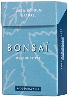Bonsaï chicle Natural Menta Fuerte: Amazon.es: Alimentación y bebidas