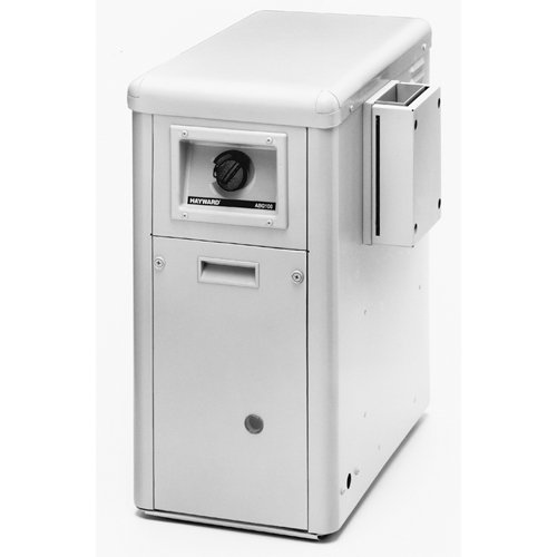 Hayward H100ID1 H-Series 100,000 BTU Above Ground Pool & Spa Heater, Natural Gas, Low Nox Hayward Series