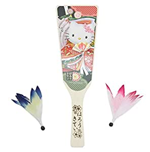 Ya battledore wax Kitty (japan import)