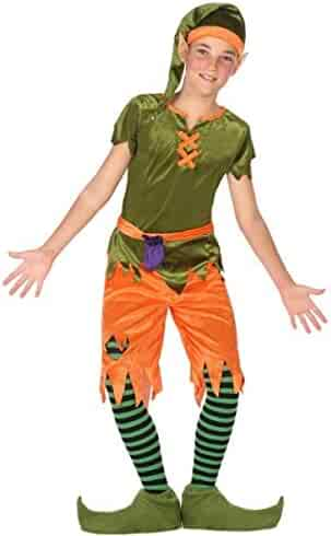 Boys Girls Christmas Reindeer Animal Fancy Dress Up Costume Outfit 3-12 years