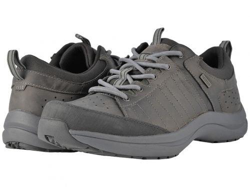 Dunham(ダナム) メンズ 男性用 シューズ 靴 スニーカー 運動靴 Seth Waterproof Grey [並行輸入品] B07BMC8Q76 9.5 D (M)