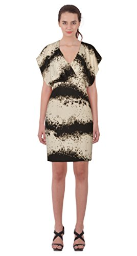 emilio-pucci-abstract-printed-draped-split-sleeve-v-neck-cocktail-dress