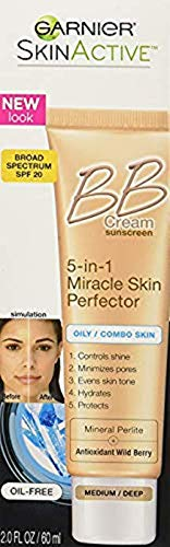 Garnier SkinActive Face Moisturizer For Oily/Combo Skin