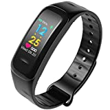 P4 Smart Bracelet, Blood Pressure Monitoring, Heart Rate Monitoring, Sleep Monitoring, Step Counting, Calorie Monitoring, IP67 Waterproof