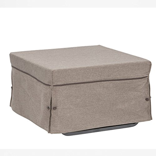 Pouf Brandina.Tuoni Morfeo Pouf Letto Metallo Corda 75x192x45 Cm Amazon It