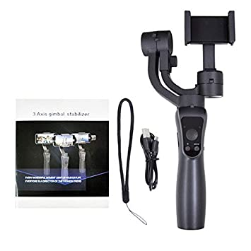 S5 Smartphone Gimbal Stabilizer 3-Axis Payload Face Tracking ...