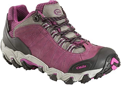 Hiking Oboz Women's Magenta BDry Bridger Low Boot xpwrtpq