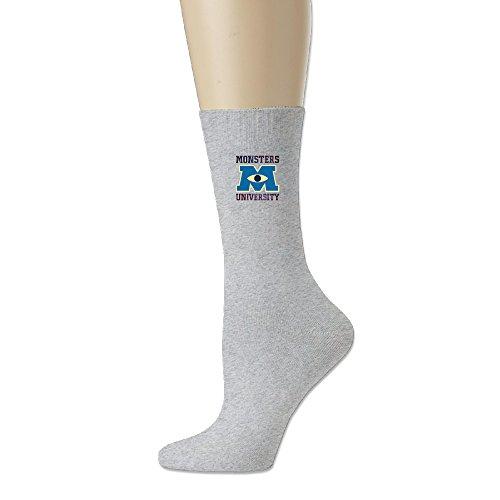 Adult Unisex Monsters University Athletic Sock Casual Socks (3 Colors)