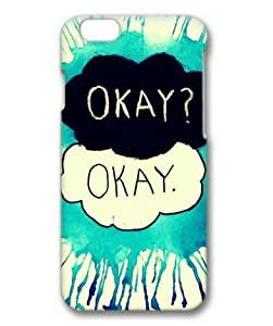 5 5s Case, The Fault in Our Stars 13 Slim Fit Case for iphone 5 5s 3D PC Material