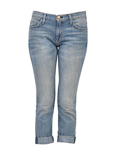 CURRENT ELLIOT Femme 15570001 Bleu Coton Jeans