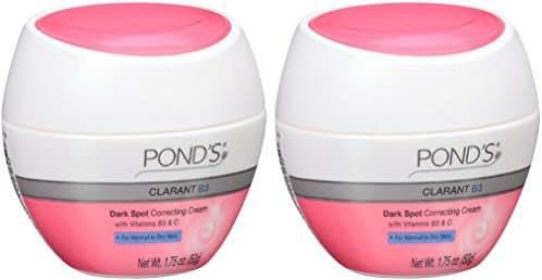 Pond's Clarant B3 Dark Spot Correcting Cream 1.75 Oz, 2 Pack