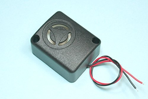 (CH #3) Painfully Loud EXTREME 108db Mini Siren Piezo Warble Alarm 12VDC 9VDC 6VDC 12v