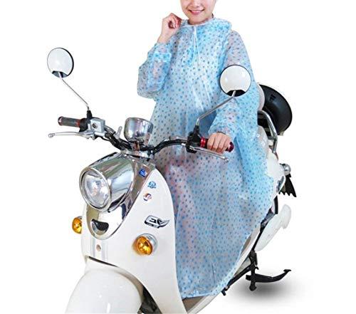 Impermeable Transparente Saoye Precioso Q 2 Poncho Fashion Capucha Ropa Mujeres Rainboys Con 7IvInSw