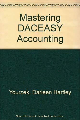 Daceasy Accounting - Mastering Daceasy Accounting