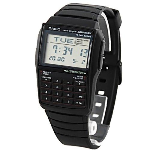 db118f54a9a3 Casio Reloj Digital con calculadora DBC-32-1A  Amazon.es  Relojes