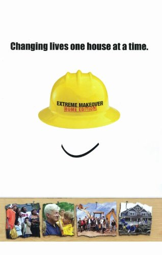 Extreme Makeover: Home Edition 11 x 17 TV Poster - Style A