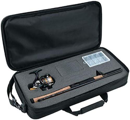 Daiwa Revros LT PMC Executive Travel Pack 5pc 665UL, Black
