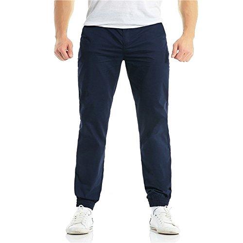 ... Deportivos Chándal de Hombre Pantalón Deportivo Jogger Militar sólido Estilo Urbano Pantalones Casuales para Hombre: Amazon.es: Ropa y accesorios