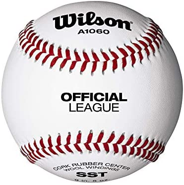 Wilson Unisex práctica béisbol, Pack de 12, Blanco, 1 dozen-a1060: Amazon.es: Deportes y aire libre