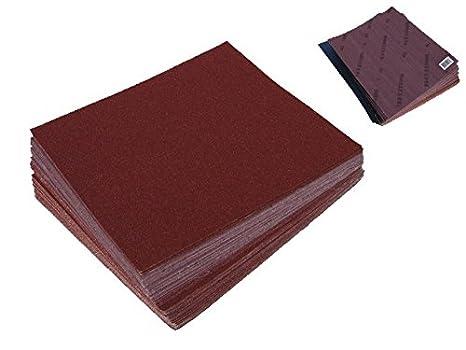 HaWe PROFI Gewebe-Schleifbögen Gewebe-Schleifpapier 230 x 280 mm