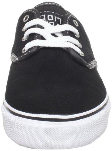 Romero Unisex 2 schwarz black Adulto silver Emerica white Nero Sneaker fgwxCndq