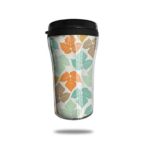 Mug Leafs Toronto Maple Travel (Simple Maple Leaves Coffee Cup Personalized Travel Mug)