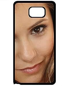 2015 7859455ZI262544512NOTE5 Discount New Arrival Premium Samsung Galaxy Note 5 Case(Nina Dobrev) Thomas E. Lay's Shop