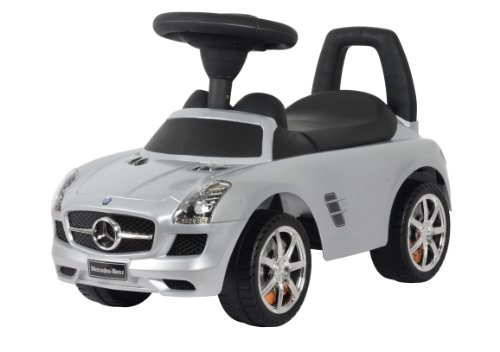 best-ride-on-cars-mercedes-benz-sls-amg-push-car-silver
