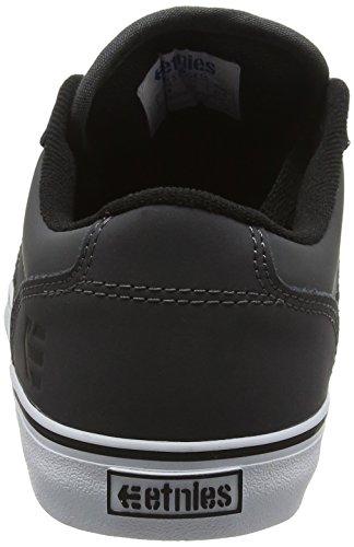 EtniesBarge Ls - Zapatillas de Skateboard hombre Grey (Grey/Black/White039)