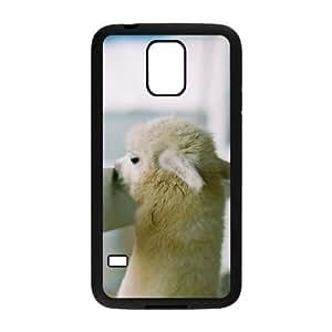 WEUKK Alpaca Samsung Galaxy S5 I9600 cases, diy case for Samsung Galaxy S5 I9600 Alpaca, diy Alpaca phone case