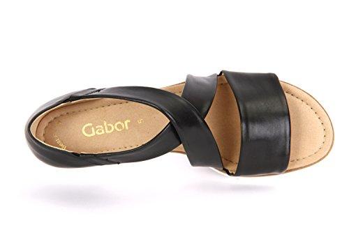 Gabor Foulardcalf - 6457227 Nero