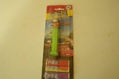 PEZ set of 4 CARS featuring Lightning McQueen